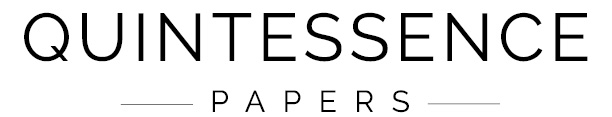 Quintessence Papers